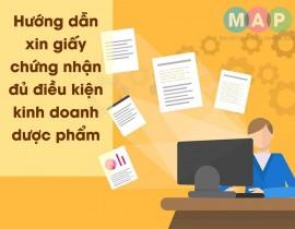 Điều kiện, thủ tục xin giấy phép kinh doanh ngành dược
