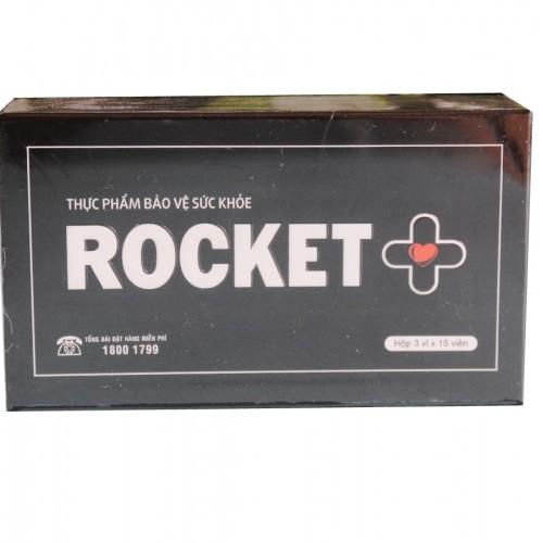 Rocket + (45v/H)