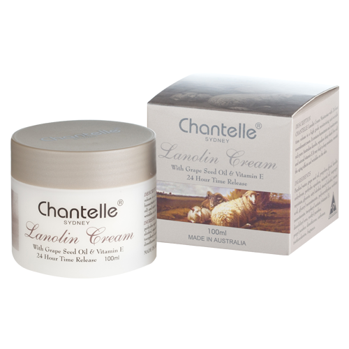 Chantelle Lanolin cream 100ml