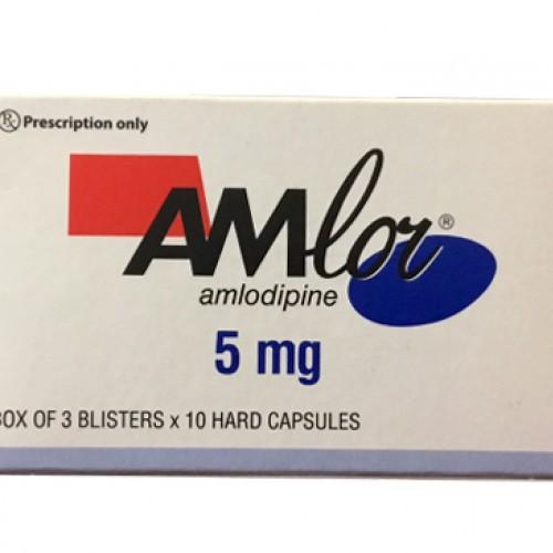 Amlor-5mg Caps