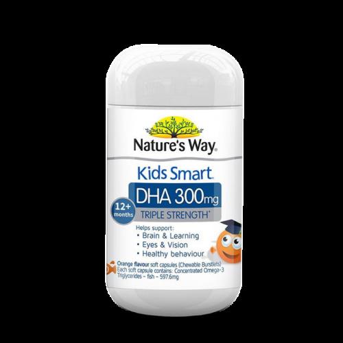 Nature's way Kids Smart DHA 300mg