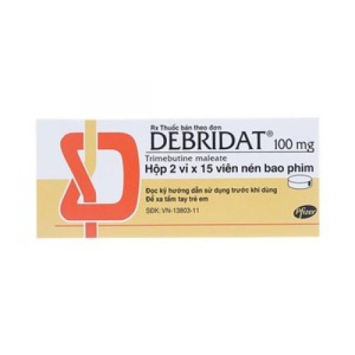 Debridat 100mg (30v/2 vỉ/H)