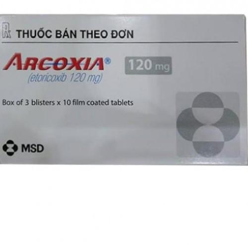 Arcoxia 120mg (30v/3vi/H)