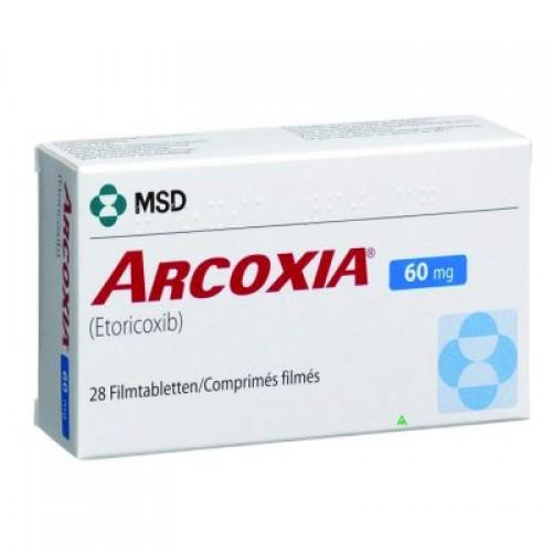 Arcoxia 60mg (30v/3vi/H)