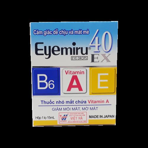 Eyemiru 40EX (15ml/lọ)