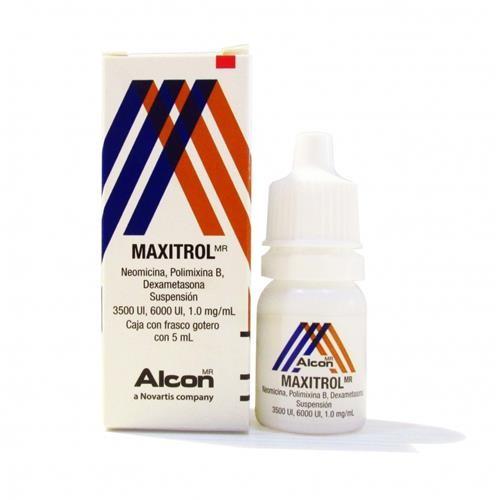Maxitrol Alcon (Lọ 5ml)