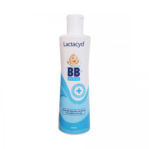 Lactacyd BB for Baby (250ml/chai)