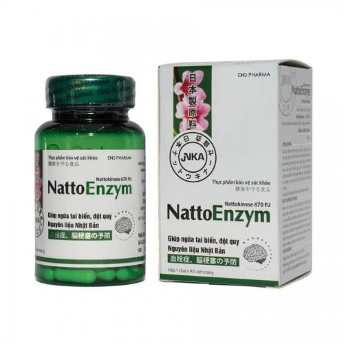 NattoEnzym (90v/lọ)