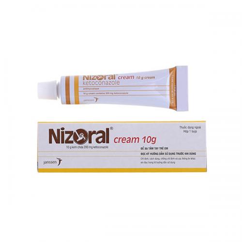 Nizoral cream (10g/Tuýp)