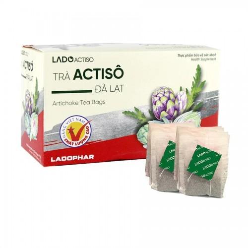 Trà Actisô Ladophar (20goi/H)