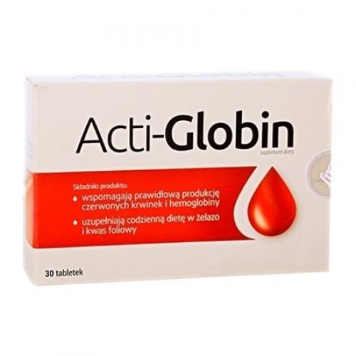 Acti-Globin (Hộp 30 viên)