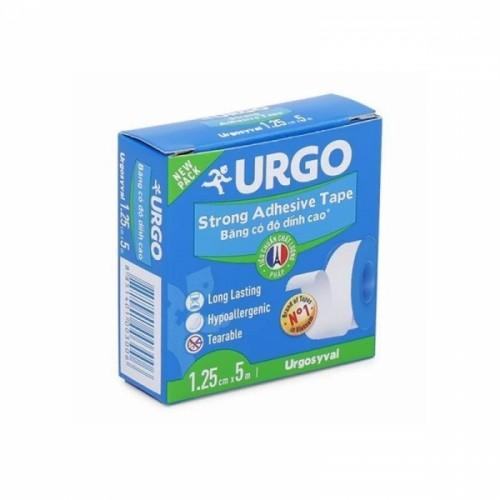 Băng dính Urgo 1,25cmx5cm (18c/cầu)