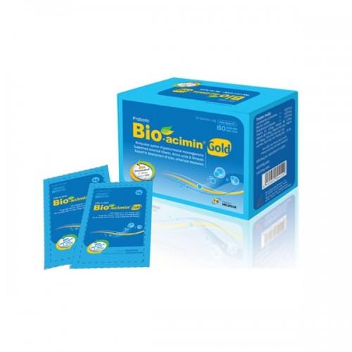 Cốm Bioacimin Gold+ (Hộp 30 gói)