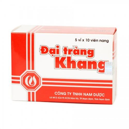 Đại tràng Khang (Hộp 5 vỉ x 10 viên)