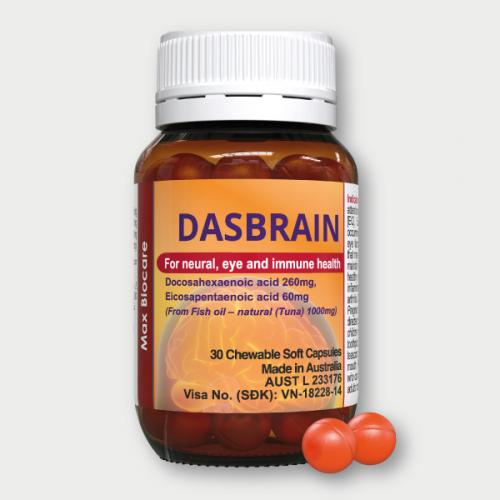 Dasbrain (30v/Lọ)