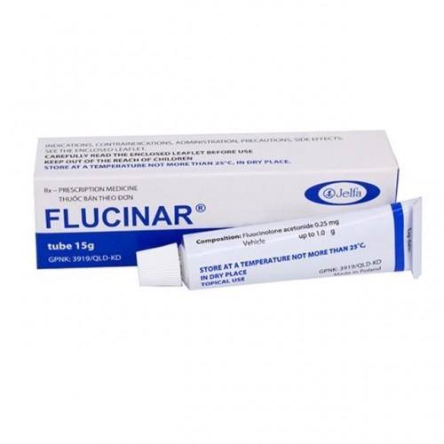 Flucinar (15g/Tuyp)