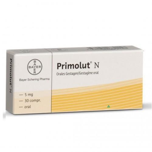 Primolut N (30 viên/ 3 vỉ/H)