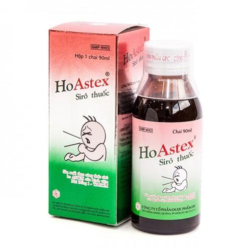 Thuốc Ho Astex Siro (Lọ 90ml)