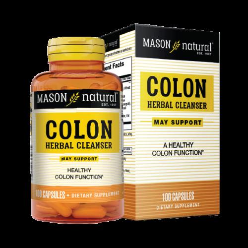 Mason Natural Colon Herbal Cleanser