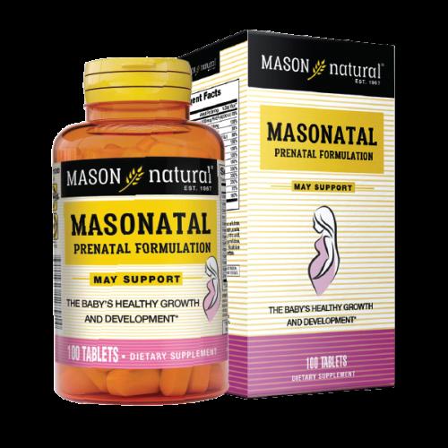 Masonatal Prenatal Formulation - Vitamin tổng hợp cho bà bầu