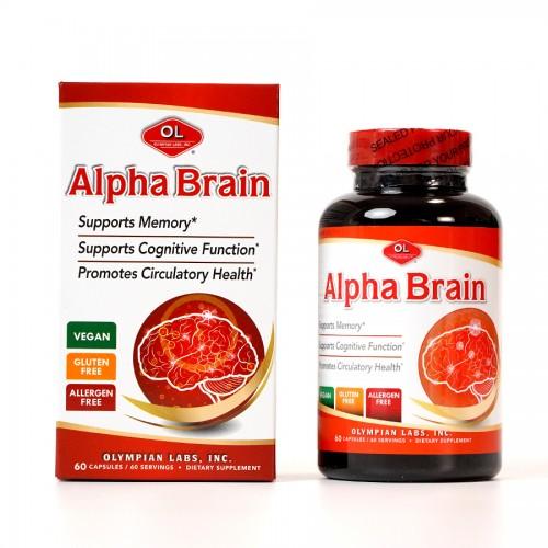 Olympian Labs Alpha Brain